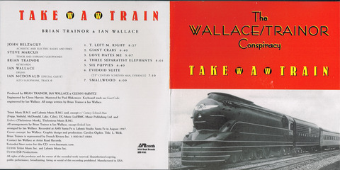 The Wallace_Trainor Conspiracy (1998) CD F