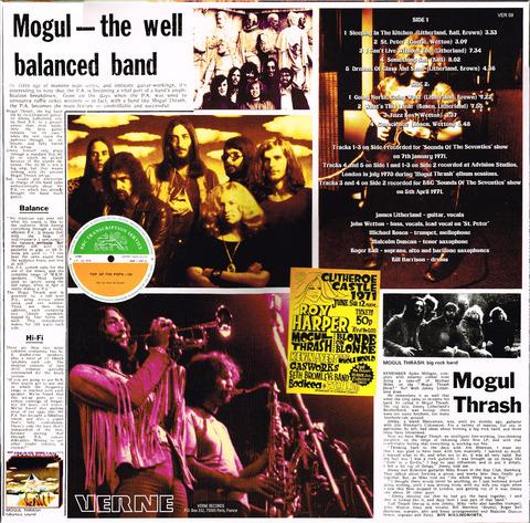 MOGUL THRASH - BBC SESSIONS 1970-1971 (2018) B