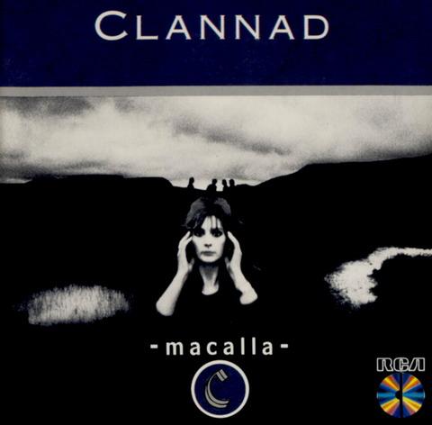 Clannad - Macalla (1985) f MC