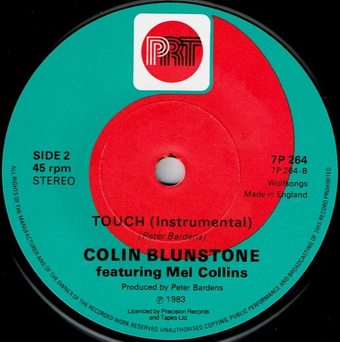Colin Blunstone Touch inst