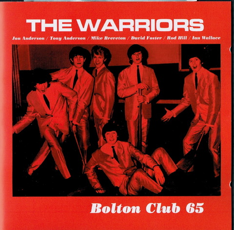 THE WARRIORS - Bolton Club 65
