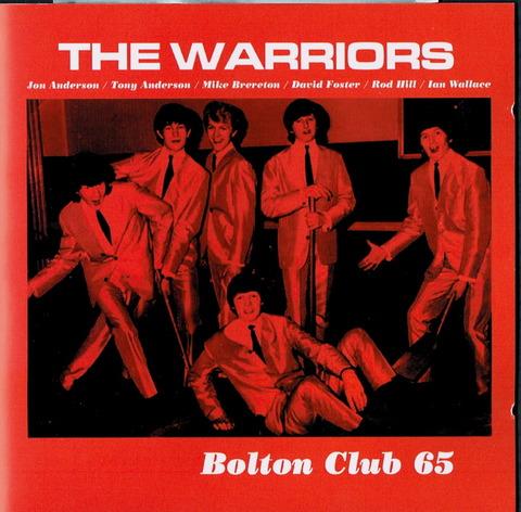 THE WARRIORS - Bolton Club 65
