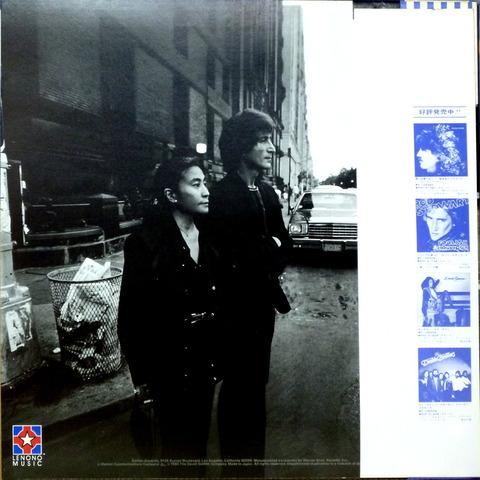 JOHN LENNON YOKO ONO - Double Fantasy (1980) b
