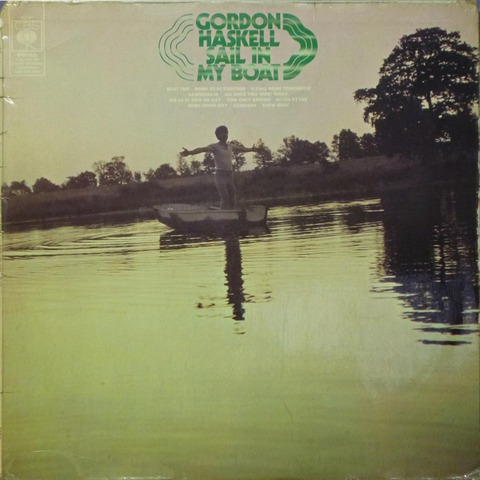 GORDON HASKELL - SAIL IN MY BOAT (1969) F