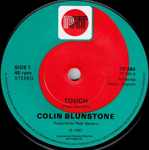 Colin Blunstone Touch