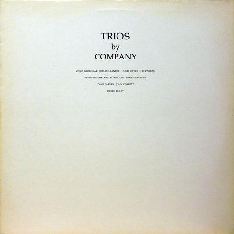COMPANY - TRIOS by COMPANY (1986) F