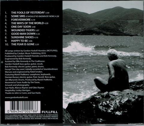 GORDON HASKELL HIONIDES - One Day Soon (2010) b