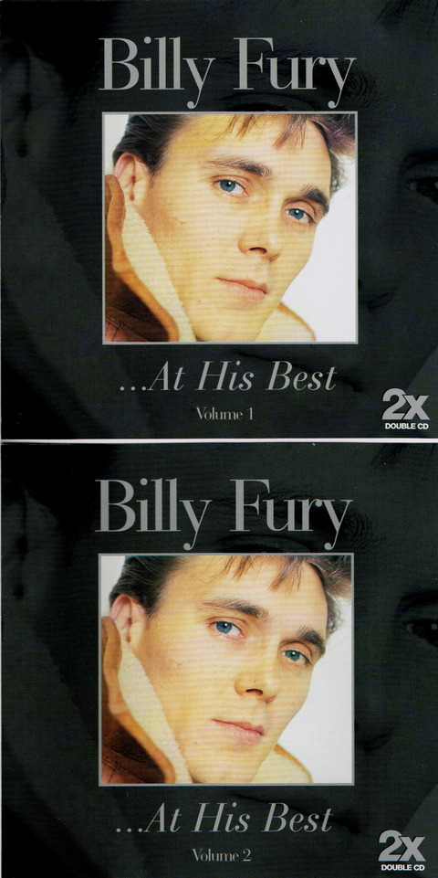 Billy Fury - At His Best (2000) f