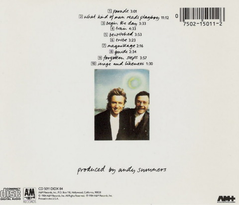 andy summers & robert fripp - bewitched (1984) B