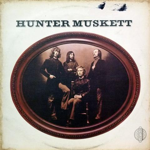 HUNTER MUSKETT (1973) F