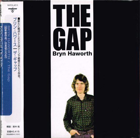 Bryn Haworth - THE GAP (1980)