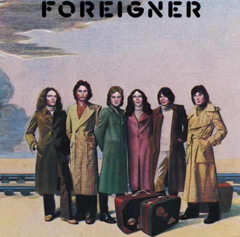FOREIGNER - FOREIGNER (1977) CD (1984) f