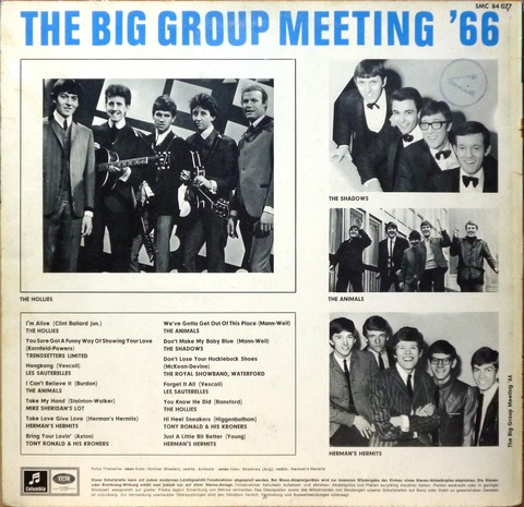THE BIG GROUP MEETING '66 (1966) B