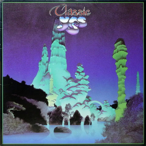 YES - Classic Yes (1981) F