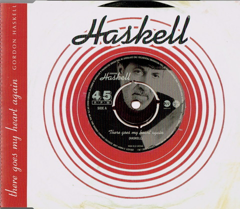 GORDON HASKELL - There goes my heart again (2002)