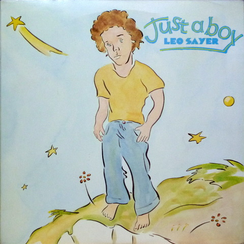 LEO SAYER - Just a boy (1974) f