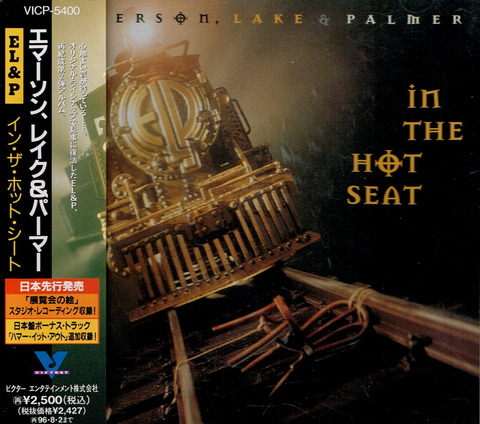 EMERSON LAKE & PALMER - IN THE HOT SEAT (1994)