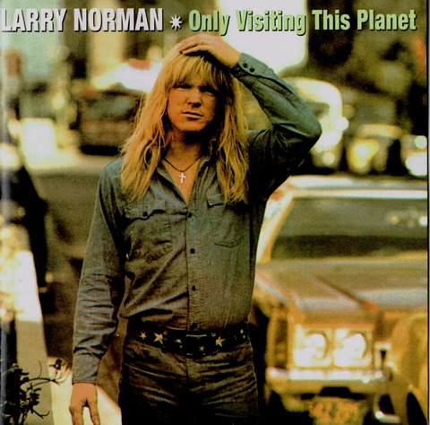 LALLY NORMAN - Only Visiting This Planet (1972)