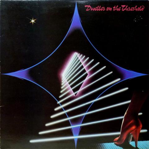 Francis Monkman - Dweller on the threshold (1981) f