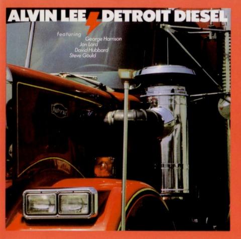 ALVEN LEE - DETROIT DIESEL (1986) CD(1992) F