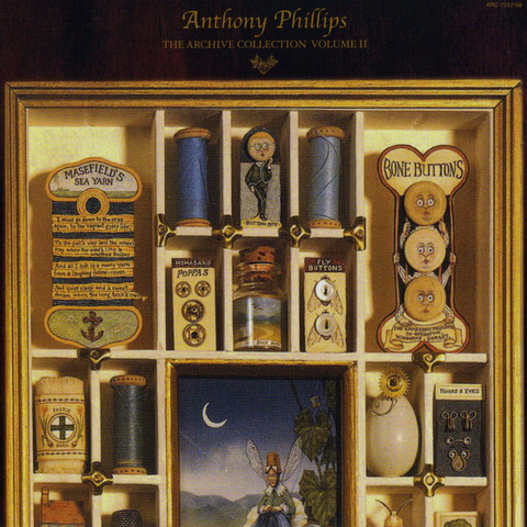 Anthony Phillips - The Archive Collection Volume II (2004) f