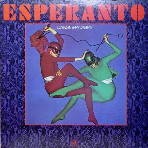 ESPERANT - DANSE MACABRE (1974) F