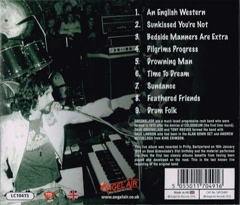 Greenslade-The Birthday Album-Live Switzerland 1974 (2016)b