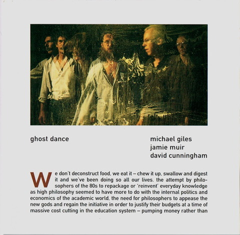 ghost dance f