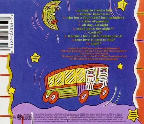 Bonnie Raitt - Nine Lives (1986), CD (2001) B