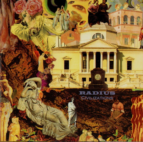 RADIUS - CIVILIZATIONS (2000) CD f