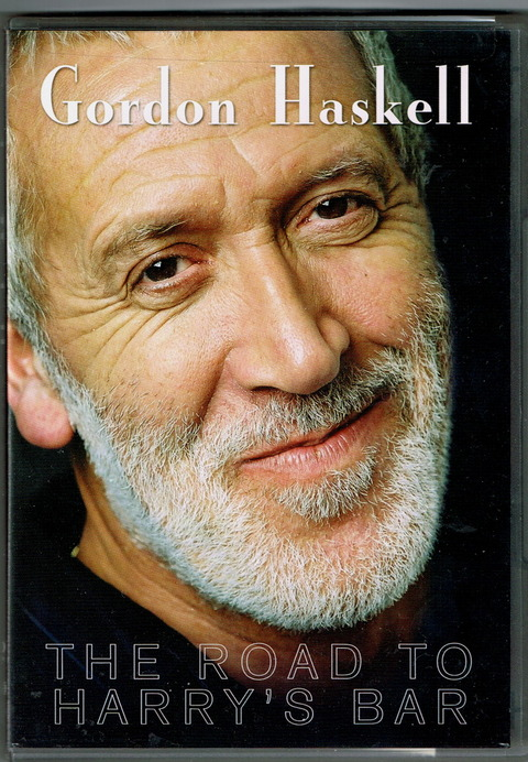 Gordon Haskell - the road to harry's bar DVD (2005)