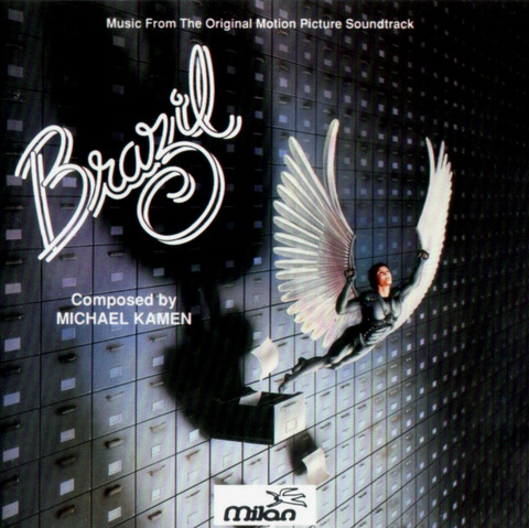 MICHAEL KAMEN - Brazil (1993) f