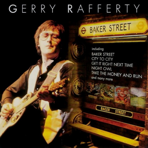 Gerry Rafferty - Baker Street (1998) a