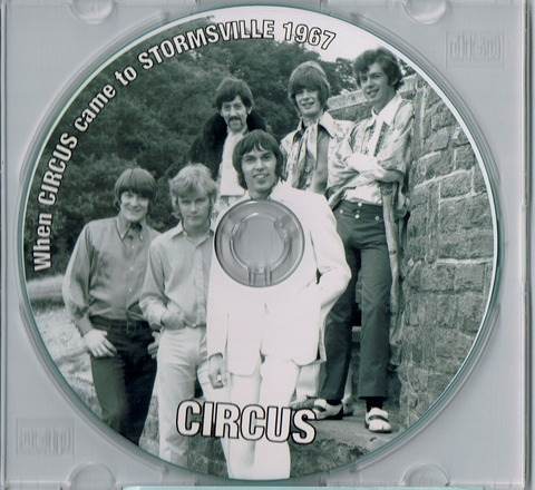 When CIRCUS came to STORMSVILLE 1967 d
