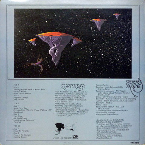 Yes - Yessongs (1973) b
