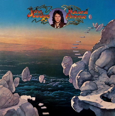 JOHN LODGE - NATURAL AVENUE (1977) CD(1987) F