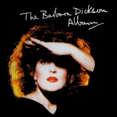 Barbara Dickson - The Barbara Dickson Album (1980), CD (1992) F
