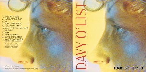 DAVY O'LIST - FLIGHT OF THE EAGLE (1997) F