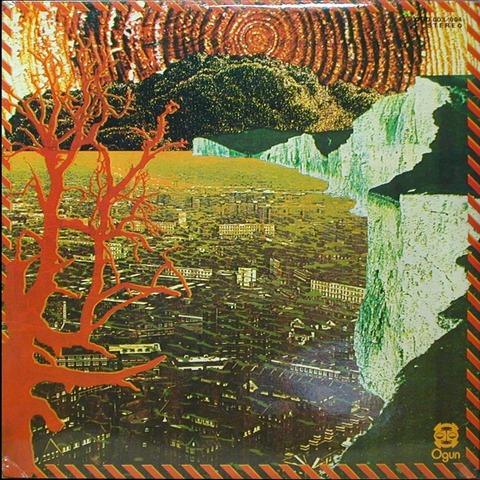 KEITH TIPPETT'S ARK - FRAMES (MUSIC FOR AN IMAGINARY FILM) b