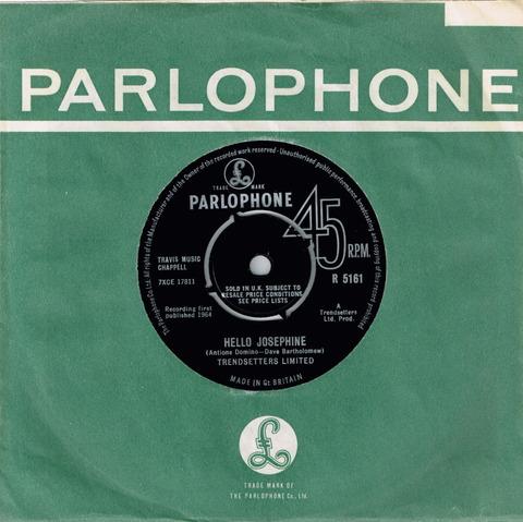 trendsetters - Hello Josephine (1964)