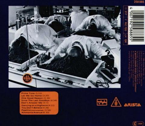 The Alan Parsons Project - Ammonia Avenue (1984) b