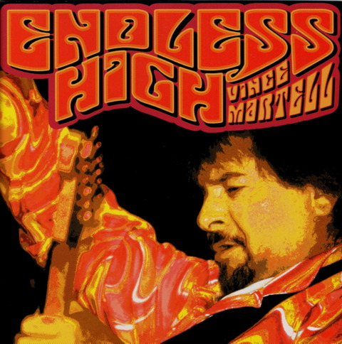 VINCE MARTELL - ENDLESS HIGH (1999) F