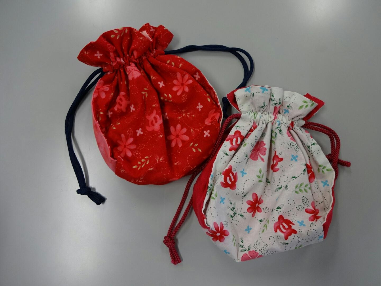 袋 作り方 巾着