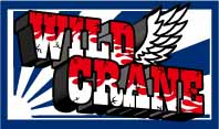 WILD CRANE appears