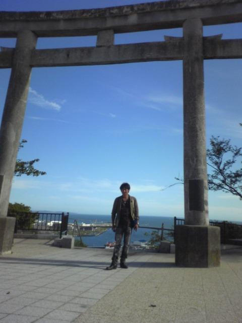 宮城県石巻にて(2)~日和山公園~