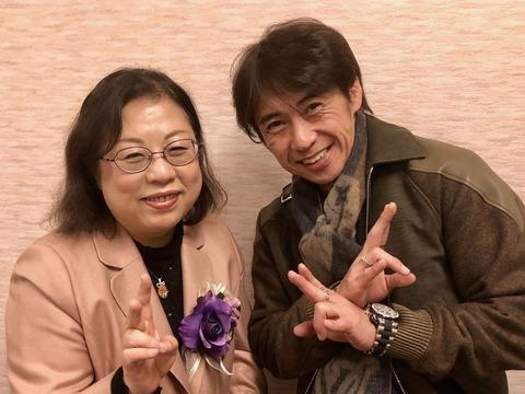 10分後!美内すずえさんが、NHK Eテレ『SWITCHインタビュー 達人達』に出演!!