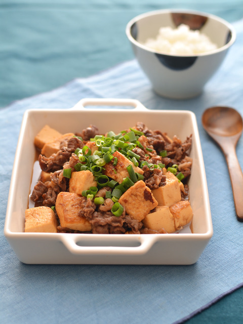 牛豆腐のっけごはんR4