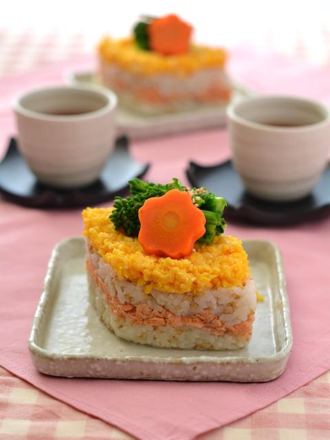 ひし餅風ちらし寿司R
