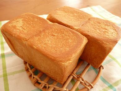 ミニ食パン型試作