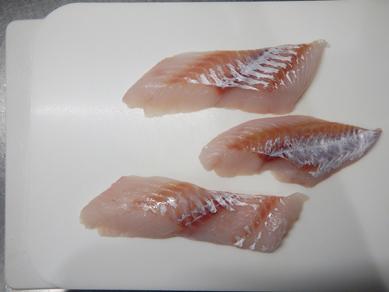 晩ごはん190221_白身魚のフライP1